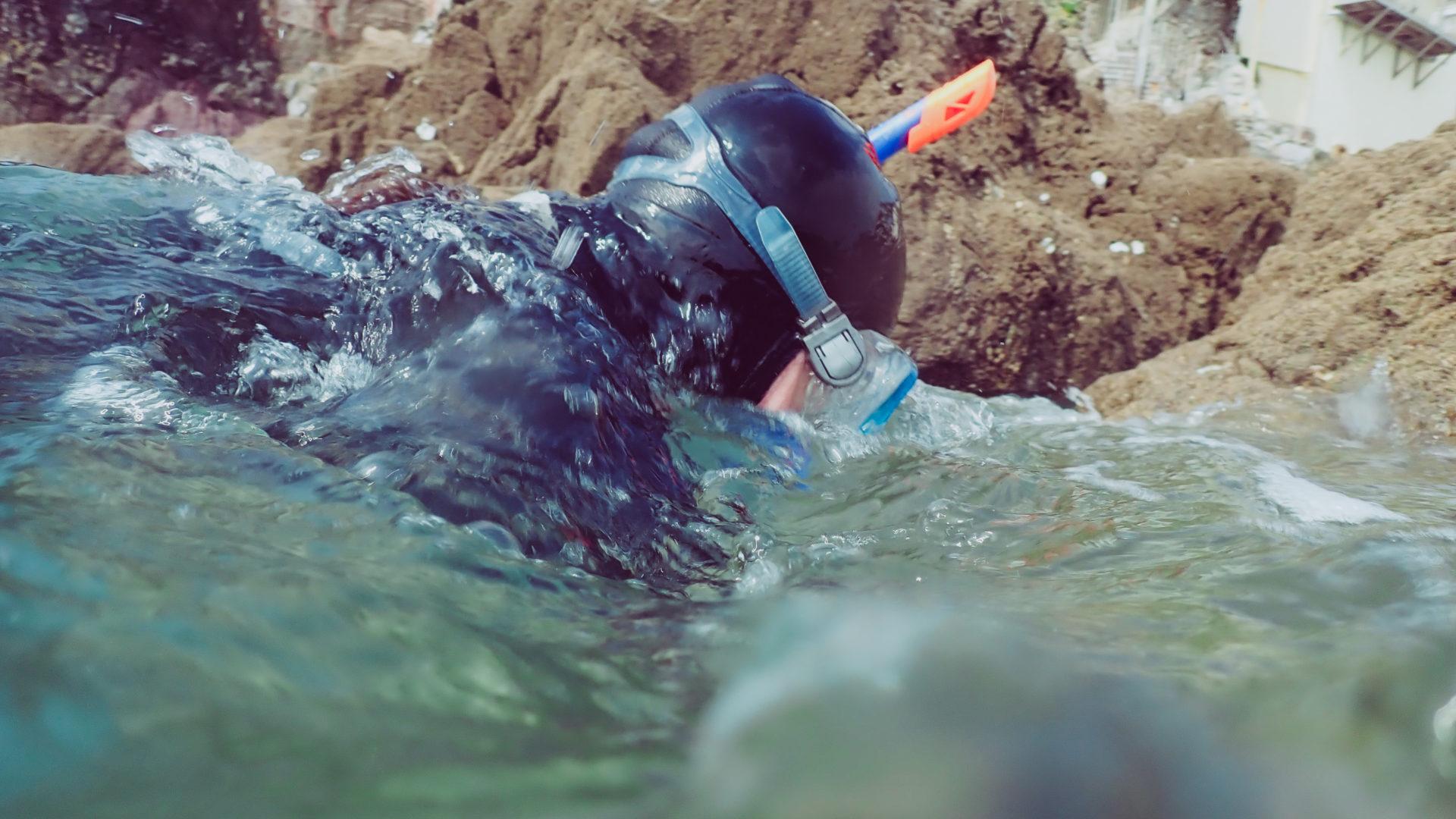 Ocean Squad Session Snorkel