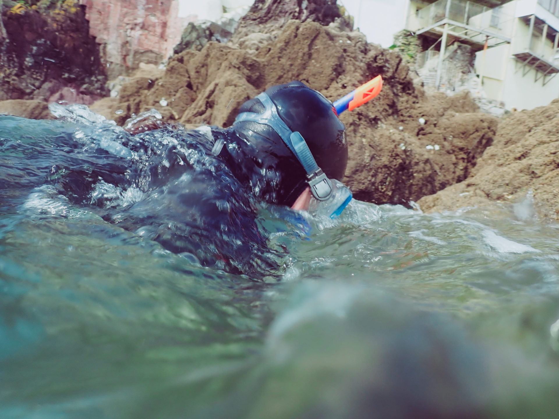 Ocean Squad Session Snorkel