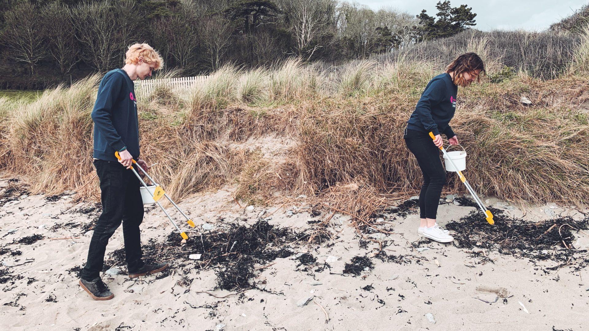 beach clean ocean conservation trust